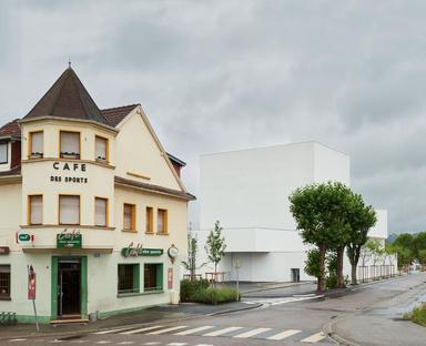 Dominique Coulon : salle de spectacles Théodore Gouvy à Freyming-Merlebach