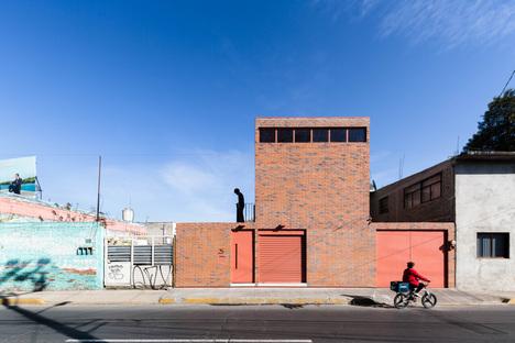 DOSA STUDIO réalise la Casa Palmas à Texcoco (Mexique)
