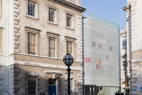 Steven Holl + jmarchitects signe le Maggie's Centre Barts à Londres