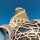South West Architecture en collaboration avec FMG: Mondrian Doha au Qatar