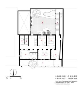 Pezo et von Ellrichshausen : Casa Loba à Tomé (Chili)