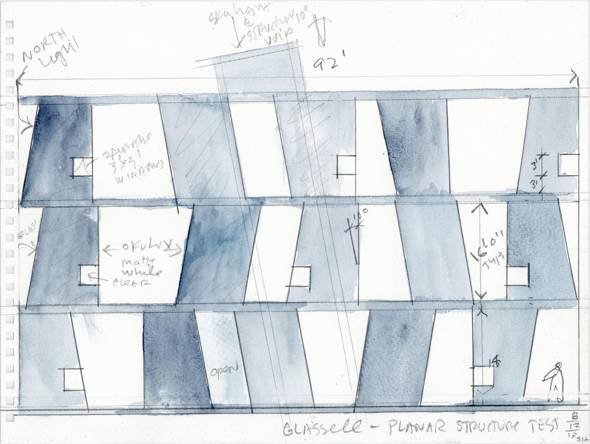 Steven Holl signe l'école d'art Glassell à Houston