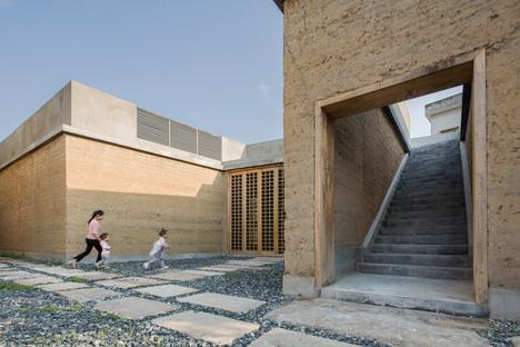 DnA_Design and Architecture Studio réalise le mémorial de Wang Jing
