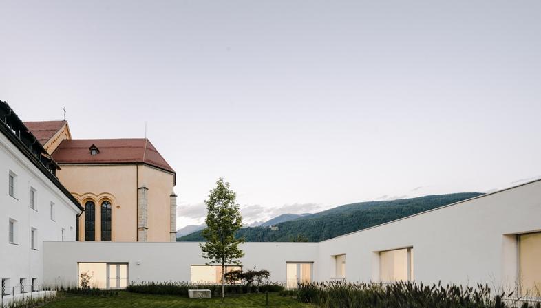 Barozzi/Veiga signe la nouvelle école de musique de Brunico dans le Haut Adige.