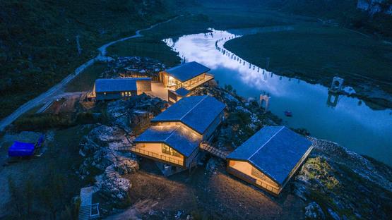 He Wei : centre touristique d'Anlong