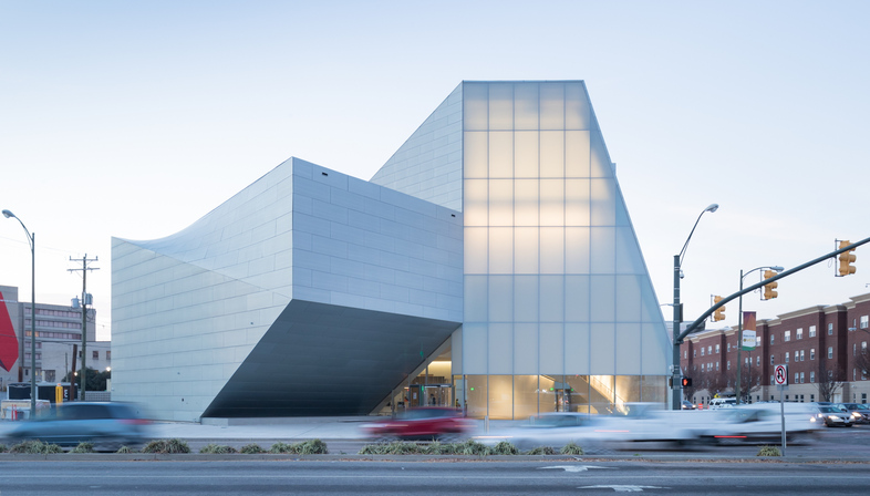 Steven Holl signe l'Institute for Contemporary Art de Richmond