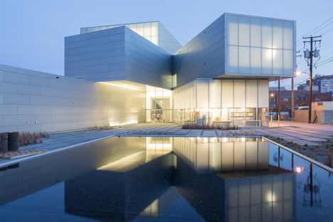 Steven Holl signe l'Institute for Contemporary Art de Richmond