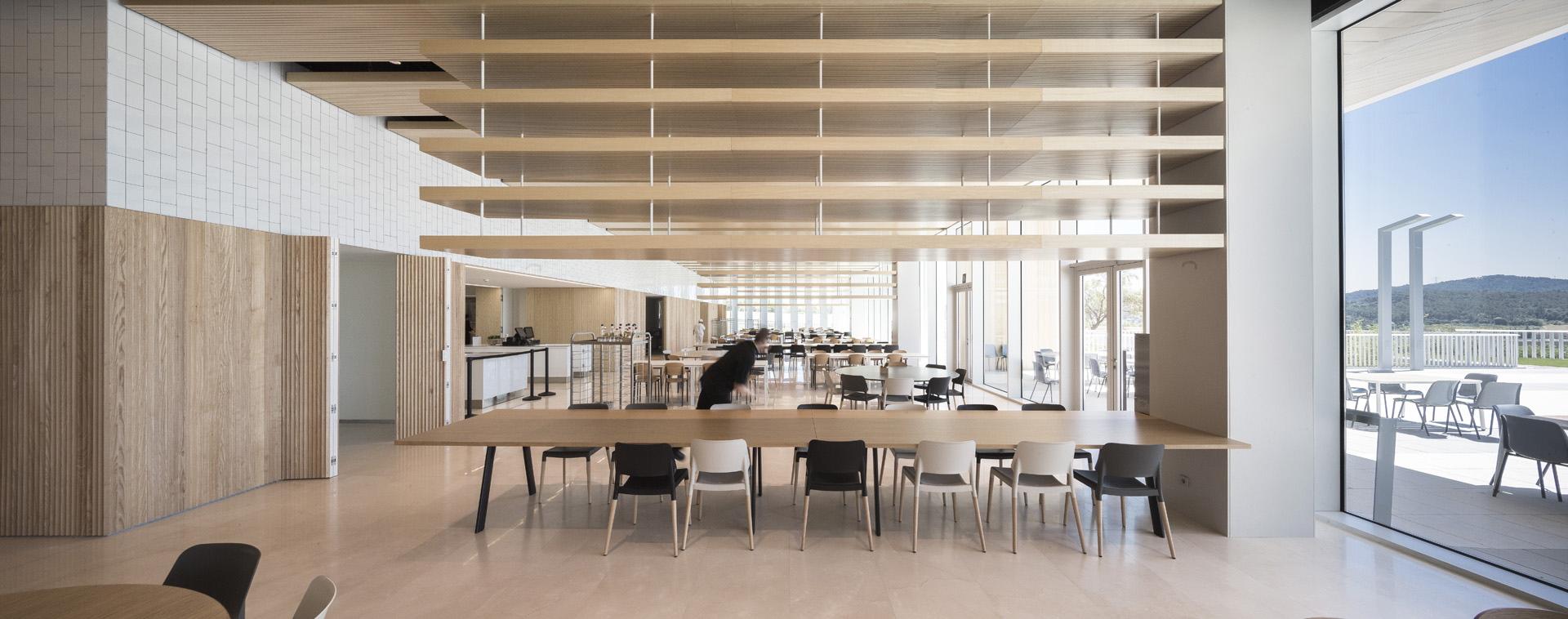 Batlle I Roig : nouveau siège de Stradivarius à Cerdanyola del Vallès