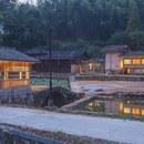 He Wei signe le Shangping Village Regeneration