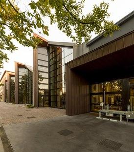 Le cabinet Westway Architects signe la Cantina Santa Margherita en Vénétie
