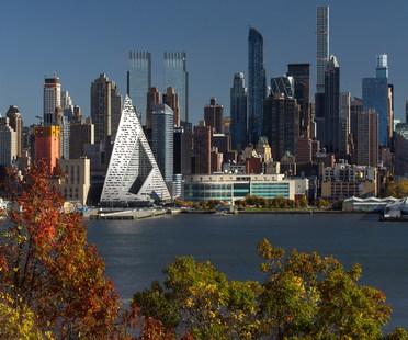 West 57th Street : le nouveau « courtscraper » de BIG Bjarke Ingels Group
