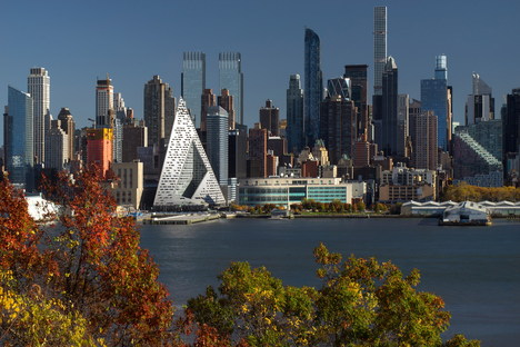 West 57th Street : le nouveau « courtscraper » de BIG Bjarke Ingels Group