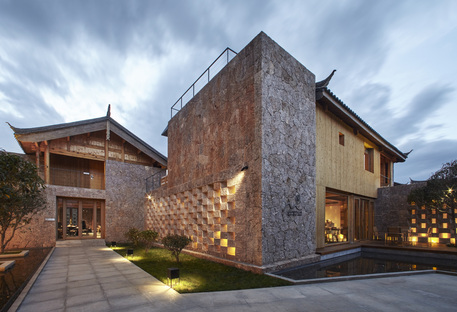 Tsutsumi & Associates signe le Tsingpu Baisha Retreat en Chine