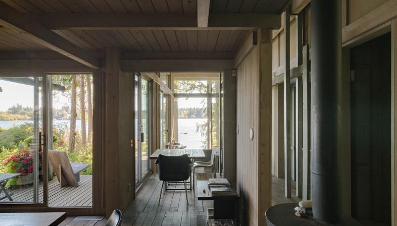 Olson Kundig : le refuge personnel de Jim Olson à Longbranch
