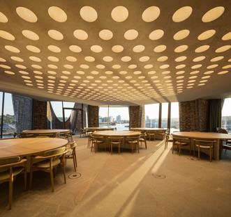 Eliasson + Behmann + Studio Olafur Eliasson signent le Fjordenhus