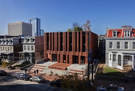 Saitowitz/Natoma signe l'Hillel House de l'Université Drexel à Philadelphie