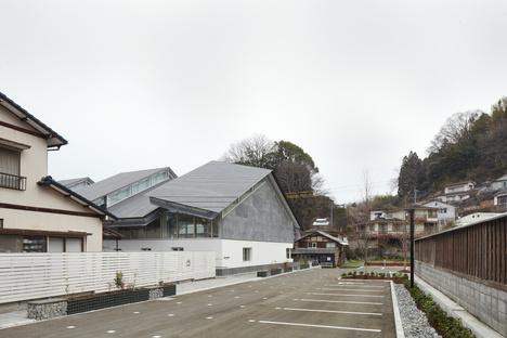 Le Takao Shiotsuka Atelier signe la bibliothèque publique de Taketa au Japon