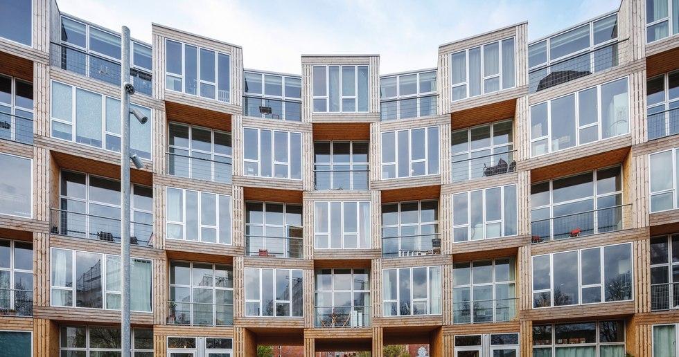 BIG Bjarke Ingels Group réalise « Homes for All » à Copenhague