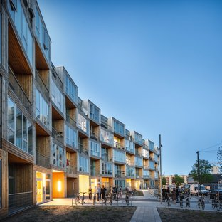 BIG Bjarke Ingels Group réalise « Homes for All » à Copenhague