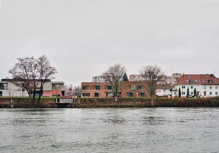 Dominique Coulon : résidence pour personnes âgées à Huningue