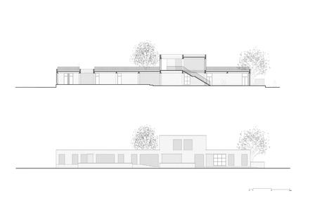 Wall Architects signe le centre civique de Sanhe (Chine)
