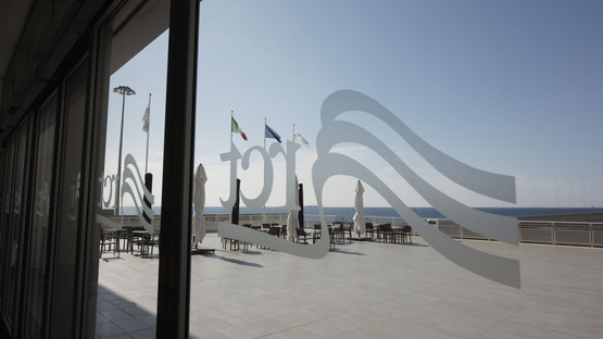 Studio Vicini Architects signe le terminal Amerigo Vespucci de Civitavecchia <br />