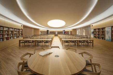 Snøhetta+DIALOG : nouvelle bibliothèque centrale de Calgary au Canada