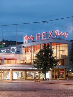 JKMM : le nouveau musée souterrain Amos Rex à Helsinki
