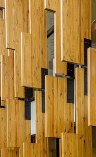 Taller de Arquitectura de Bogotá signe l'école maternelle San José à Cajicá