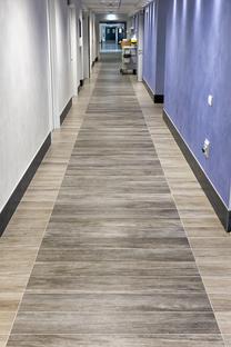 Restructuration du service d'hospitalisation de l'hôpital Bufalini à Cesena