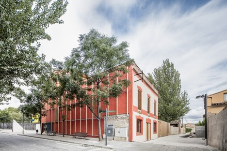 taller 9s : nouveau centre européen du cuir à Igualada