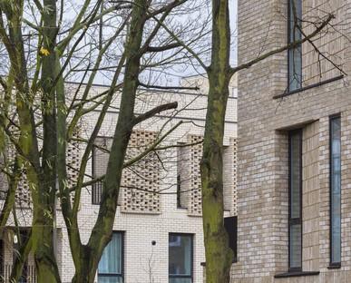 Levitt Bernstein signe les logements sociaux de Vaudeville Court à Londres