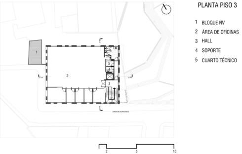 Le cabinet Taller de Arquitectura de Bogotá signe le Centro de Atención Integrada