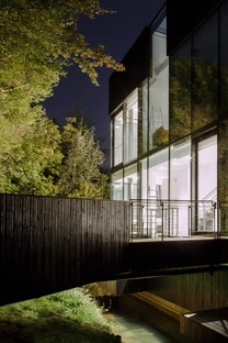 Mecanoo signe le projet Glass Villa on the Lake
