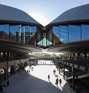 Coal Drops Yard d'Heatherwick Studio
