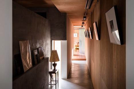 FORM/Kouichi Kimura Architects : maison d'un photographe au Japon