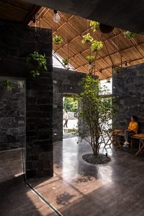 H&P Architects réalise le centre culturel S Space au Vietnam