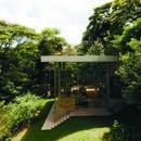 L'Atelier Branco Arquitetura signe la Maison Bibliothèque de Vinhedo (Brésil)