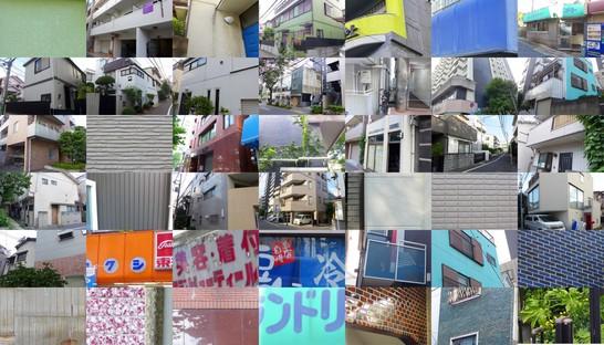 Akihisa Hirata signe l'Overlap House à Tokyo