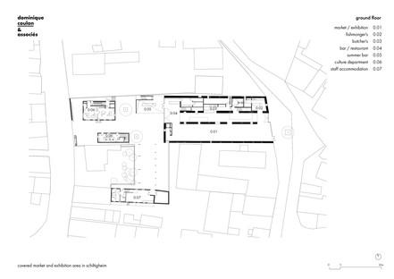Le cabinet Dominique Coulon & associés signe le marché couvert de Schiltigheim