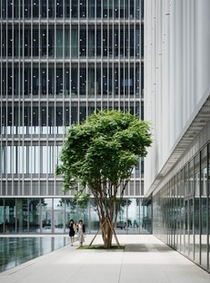 David Chipperfield Architects signe le nouveau siège d'Amorepacific à Séoul