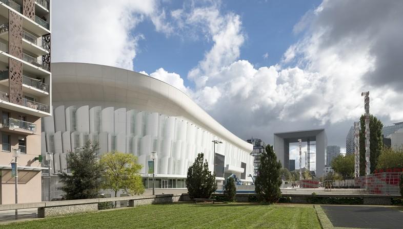 Paris La Défense Arena signée 2Portzamparc