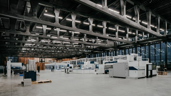 Barkow Leibinger réalise la Trumpf Smart Factory à Chicago