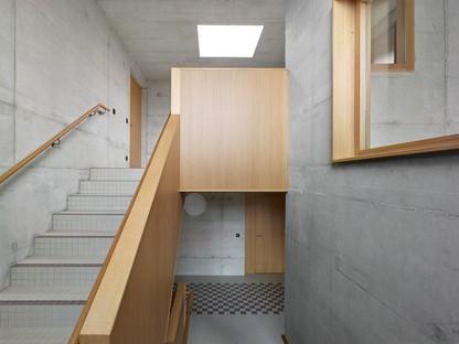 Le cabinet 2b architectes réalise des appartements pour personnes âgées à Sugiez en Suisse