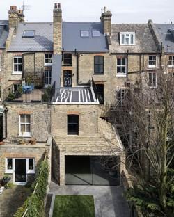 Step house : une restructuration à Londres signée par le cabinet Bureau de Change
