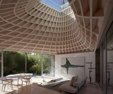 Gianni Botsford Architects réalise à Londres la Maison dans un jardin