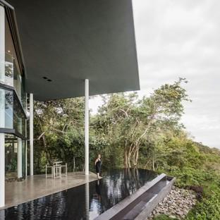 Victor Cañas signe la Maison Cocobolo au Costa Rica
