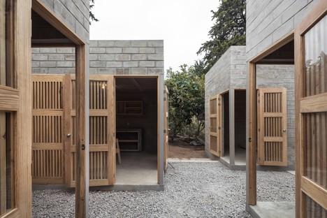 Dosa Studio + Rojkind Arquitectos réalisent la Maison de Rosario à Ocuilan