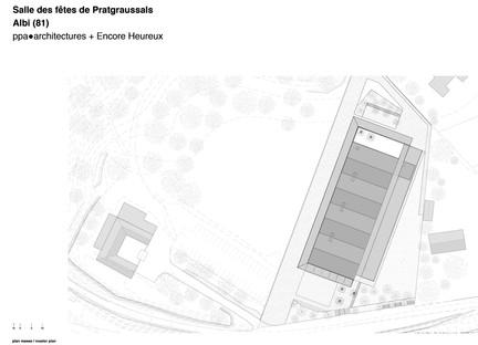 Ppa + Encore Heureux: la salle événementielle de Pratgraussals