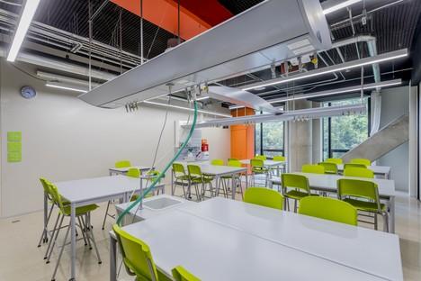 Le cabinet Taller de Arquitectura de Bogota signe le centre de recherche Eureka